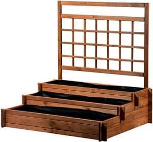 dobar hochbeet drei etagen ratgeber hochbeet kaufen. Black Bedroom Furniture Sets. Home Design Ideas