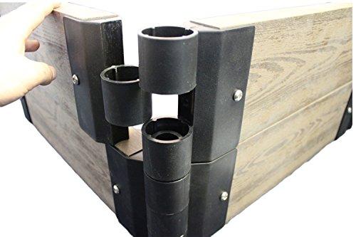 hochbeet aus wpc ratgeber produktempfehlungenratgeber hochbeet kaufen. Black Bedroom Furniture Sets. Home Design Ideas