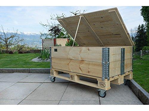 schroth hochbeet rahmen faltbar 120 x 80 x 20 cm ratgeber hochbeet kaufen. Black Bedroom Furniture Sets. Home Design Ideas